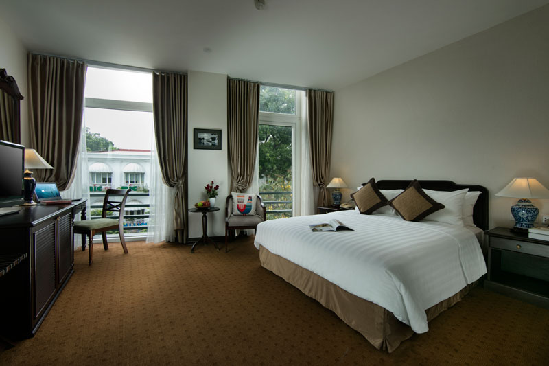 Excutive Deluxe Room with city view