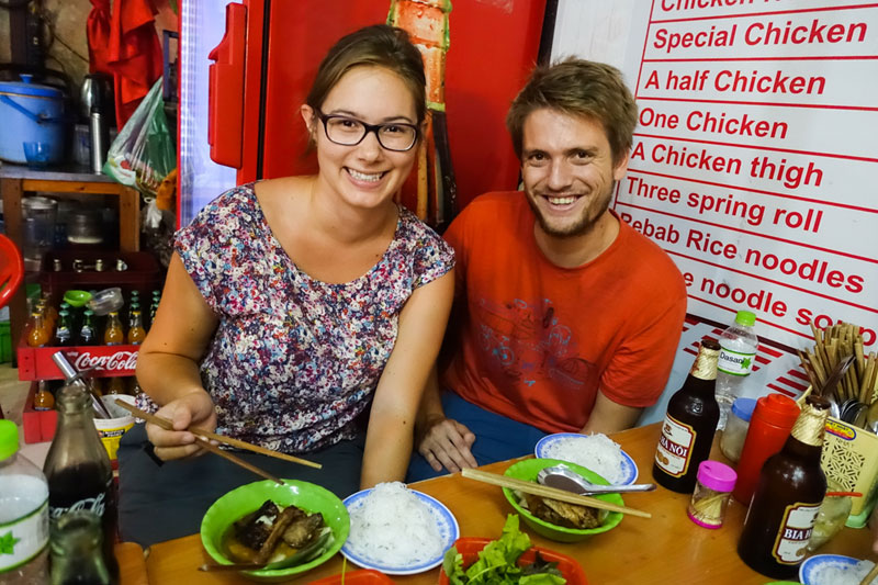 Image result for hanoi food tour